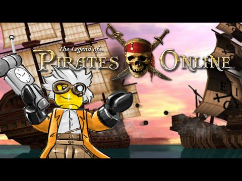 ConnerPlays ~ The Legend of Pirates Online Alpha