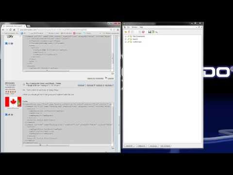 copy XML code from VoxCommando-Forum to VC-Editor