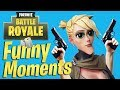 Fortnite Battle Royale Funny Moments