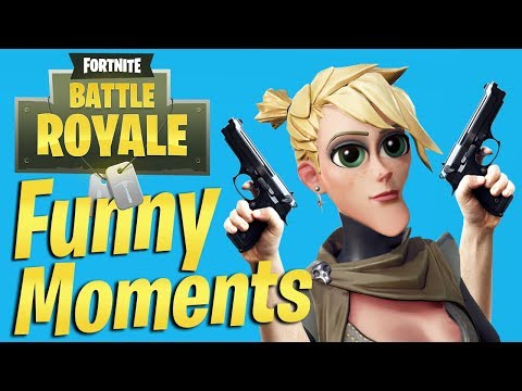 Thumbnail: Fortnite Battle Royale Funny Moments