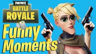 Fortnite Battle Royale Funny Moments
