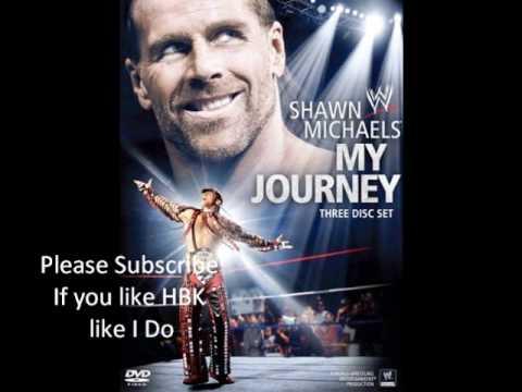 Shawn Michaels My Journey Feet On The Ground Lyrics (Credit Version)