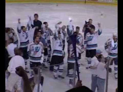 Muskegon Fury 2002 UHL Champions