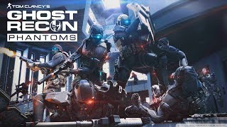 Ghost Recon Phantoms - PC Gameplay