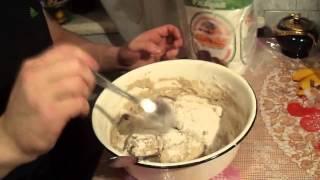 Diet Диета на массу! пирог по домашнему курник Как сделать