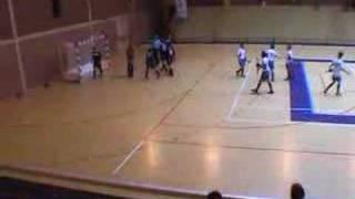 2007/02/17 - Douai - St Germain (Salle) (demi finale aller)