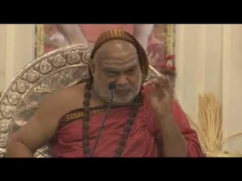 Sringeri Jagadguru explains We need both God's Grace and Human Effort to Succeed in Life (Tamil)