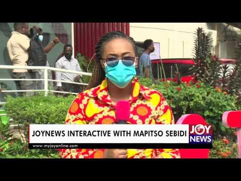 JoyNews Interactive with Mapitso Sebidi (24-2-21)