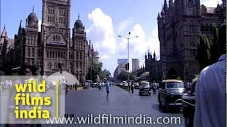 Victoria Terminus (chhatrapati Shivaji Terminus) Train Station, Mumbai