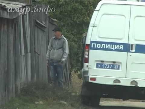 Соседи семьи, жестоко убитой в Шимановске, утверждают, что предполагаемый убийца ...