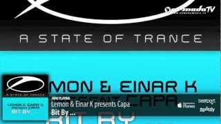 Lemon & Einar K presents Capa - Bit By ... (Original Mix)