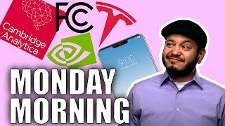 NVIDIA Ends GPP, Tesla vs Contractors, Net Neutrality Vote May 9, LG G7 Reactions #SGGQA