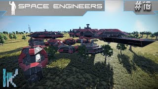 Moving Day & Drone Rebuilding! - Space Engineers LP - E10