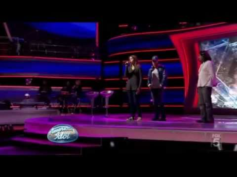 American Idol 10  Karen Rodriguez I Could Fall In Love  Top 13 Perform