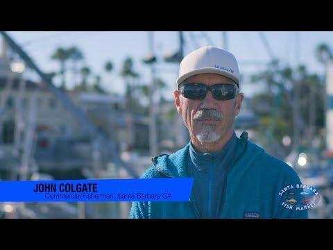 Local Commercial Fisherman John Colgate - Black Cod Fishing