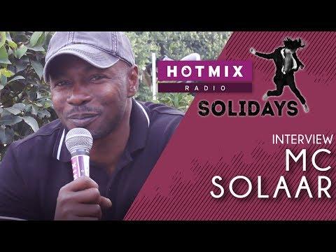 Solidays   MC Solaar Interview Hotmixradio