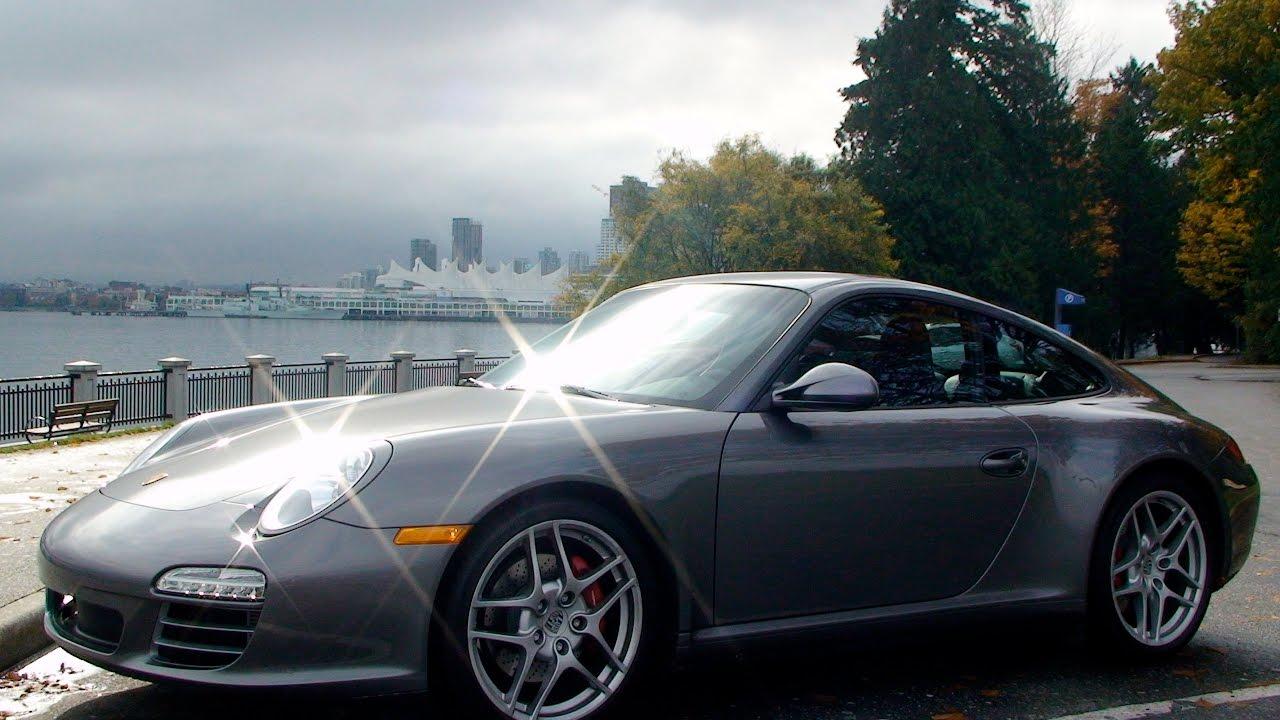911 C4s 997 2 Porsche Sport Exhaust Pse Sounds Start Up