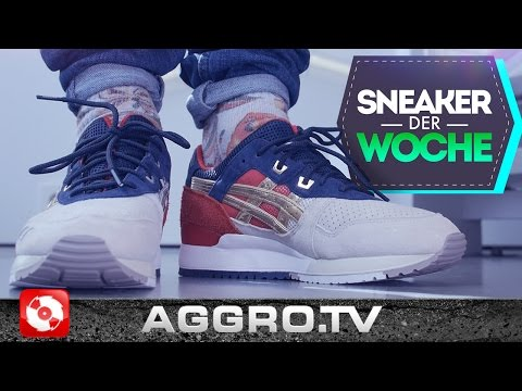 CONCEPTS X ASICS GEL LYTE 'BOSTON TEA PARTY' - SNEAKER DER W