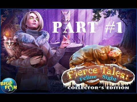 #Fierce Tales: Feline Sight By (Big Fish Games) - Android/iOS Walkthrough Gameplay - Part 1