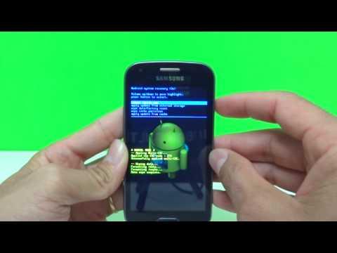 Como Formatar Samsung Galaxy Trend GT-S7560 / S7562 e Outros || Hard Reset, Desbloquear. G-Tech