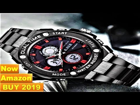 Top 3 New Military Watches For Men To Buy In 2019 Amazon Usa UK