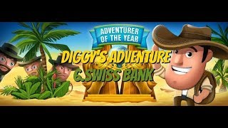 [Adventurer of the year 2013] #6 Swiss Bank - Diggy