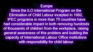 Child labour among the world - Some sad facts