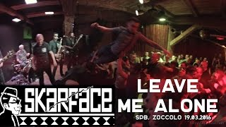 Watch Skarface Leave Me Alone video