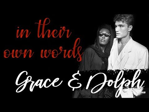 Grace Jones And Dolph Lundgren In Their Own Words