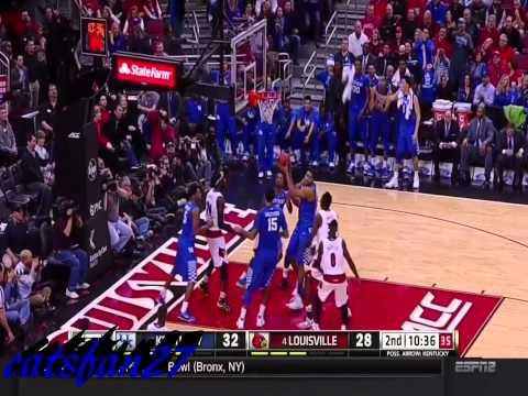 Kentucky vs. Louisville 12/27/14 (Tom Leach)