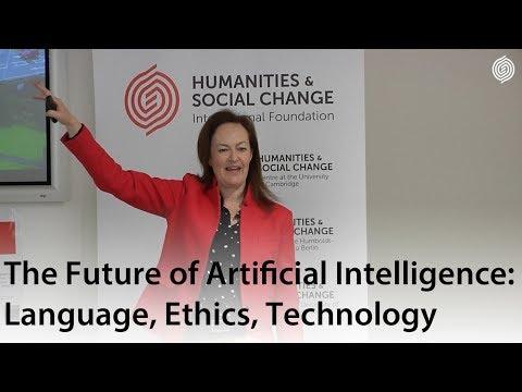 The Future of Artificial Intelligence: Language, Ethics, Technology – Melanie Smallman