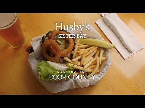 Door County Restaurants: Husby's
