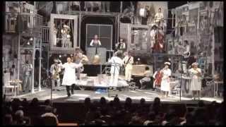 """観客も合奏に参加できる""""と評判の、つながる音楽劇「麦ふみクーツェ」が..."""