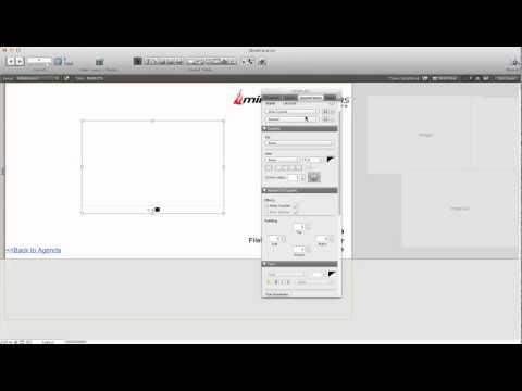 FileMaker 13 Slide Control