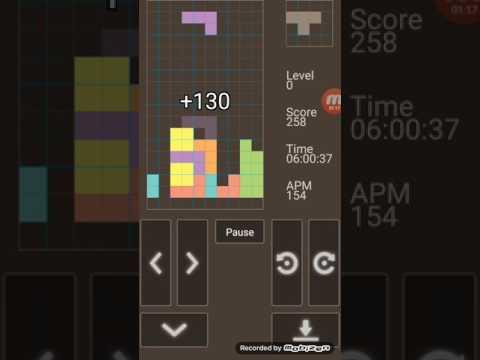 Brick Fall Classic - Free Tetris Game