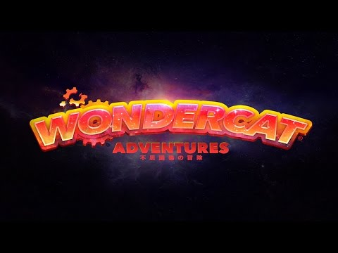 Official WonderCat Adventures Launch Trailer - iOS / Android