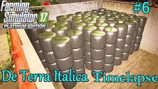 FS17 Timelapse, De Terra Italica #6: Silage Bales!