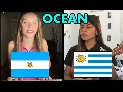 EL MEJOR COVER DE CADA PAIS | OCEAN KAROL G | PARTE 1
