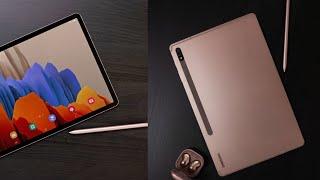 نظرة على الجهاز اللوحي Samsung Galaxy Tab S7 & S7+ :وأخيرا منافس للأيباد برو؟