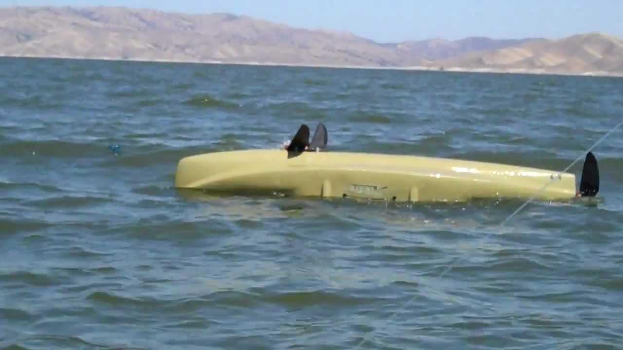 Kayak fishing on san luis vlog 6 reid flips over in kayak for San luis pass fishing