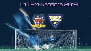 U17 SM-k: JJK -  OLS 0 - 0 2.puoliaika