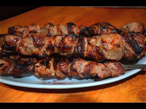 Сочный , мягкий , нежный ШАШЛЫК  из свинины / Как вкусно замариновать Шашлык / Простой рецепт !
