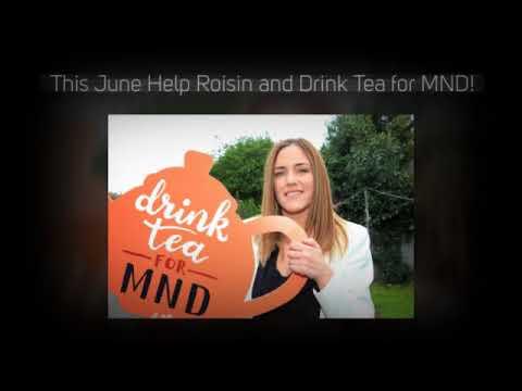 IMNDA   Irish Motor Neurone Disease Association   Drink Tea