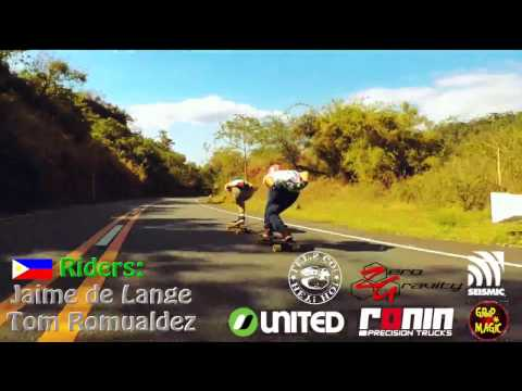 Downhill Skateboarding: Spotcheck - Seaside (Luzon, Philippines)