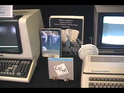 Vintage Computer Festival East 6 0 - vintagecomputer.net table
