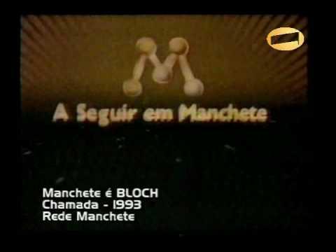 A REDE MANCHETE está de volta! 1993