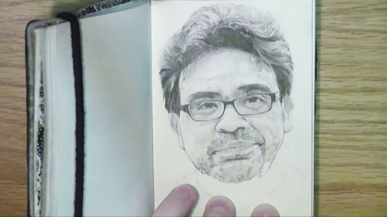 Gus Sorola Rooster Teeth Time Lapse Drawing Youtube
