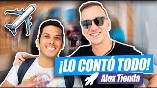 LOS SECRETOS DE ALEX TIENDA - Oscar Alejandro