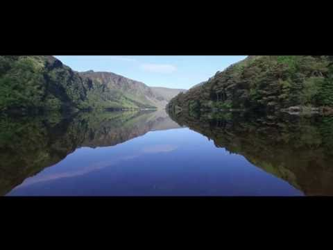 Glendalough County Wicklow Ireland, The Valley of two lakes