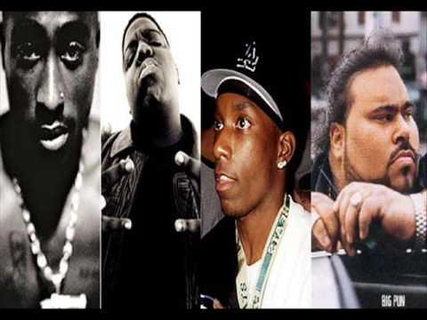 2Pac Feat Big Pun Bigge Big L-This life we lead